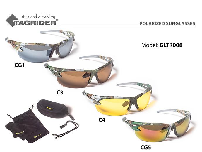 Очки поляризационные Tagrider в чехле GLTR 008