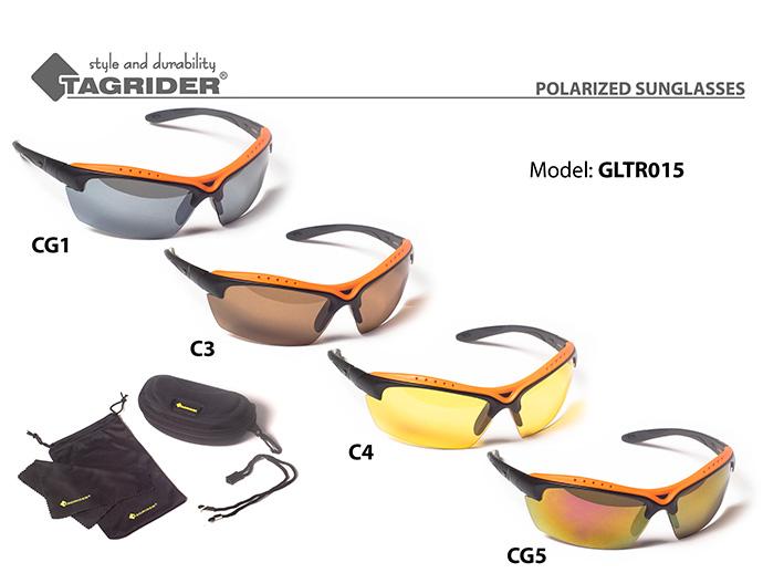 Очки поляризационные Tagrider в чехле GLTR 015