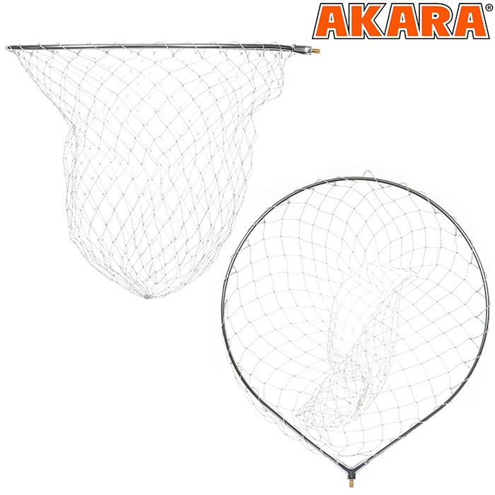 Голова для подсачека Akara Galaxy лесковая сетка