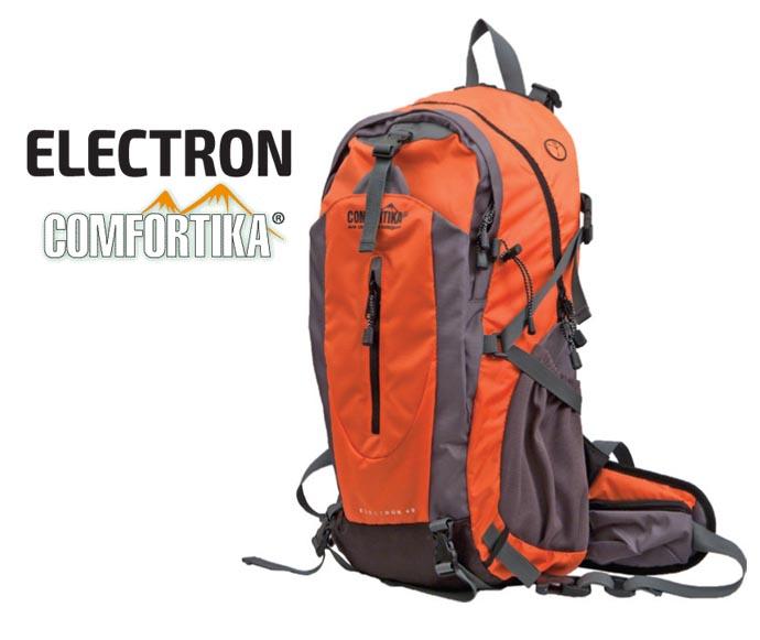 Рюкзак Comfortika Electron трекинговый AK 865 40 литров оранжевый