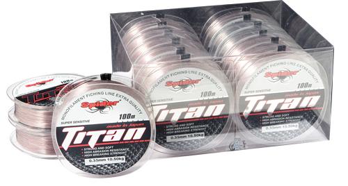 Леска Spider Titan 100 м