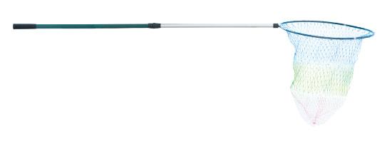 Подсачек Akara Rainbow LZ 50 1902 Z/LZL 50 1902 E алюминиевый лесковая сетка