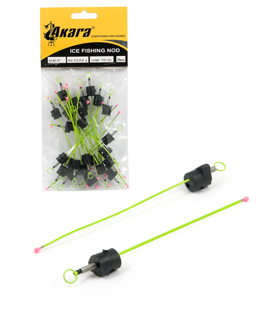 ����� Akara Ice Fishing Nod ������� ������� 0,2-0,8 � 110 �� ������