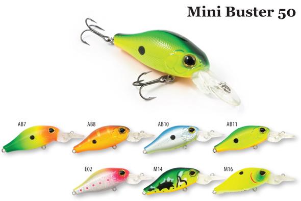 ������ RAIDEN Mini Buster 50