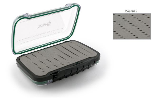 Коробка Akara MS-0010 15х10х3,5 см двусторонняя