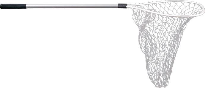 Подсачек Akara 40х60 см алюминиевый лесковая сетка