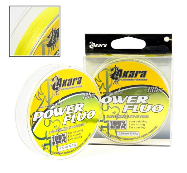 ���� Akara Power Fluo 135 �
