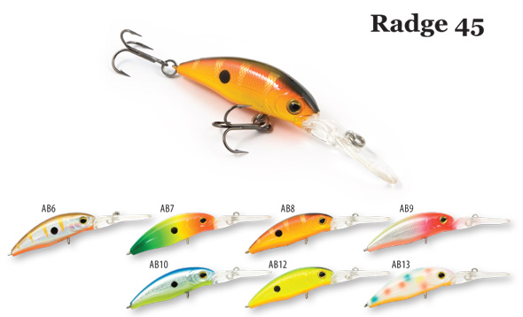 ������ RAIDEN Radge 45
