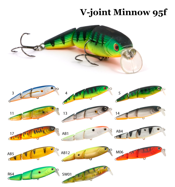 ������ RAIDEN V-Joint Minnow