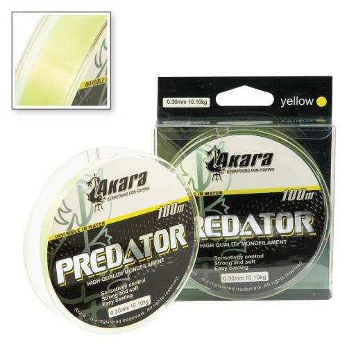 ����� Akara Predator �������� 100 �
