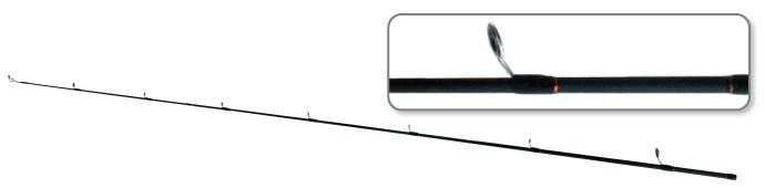 Хлыст угольный для спиннинга S Master 3157 Chokai Series Yakumo Twitch Surfmaster