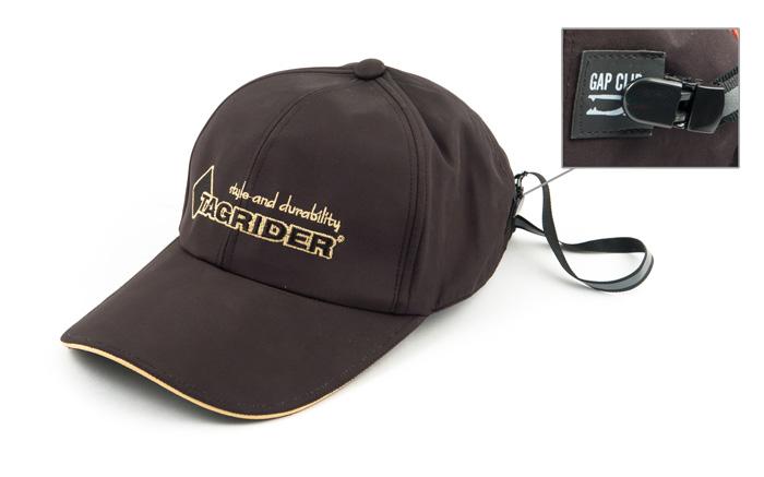 Кепка-бейсболка Tagriger нейлон с клипсой Tagrider