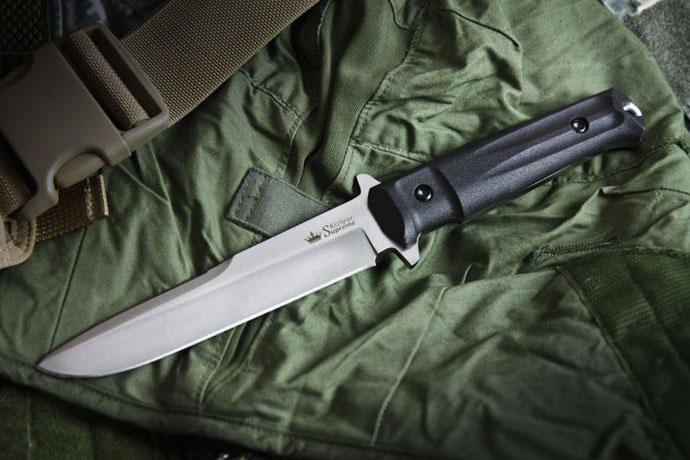 Нож Trident Полированный AUS8 Kizlyar Supreme