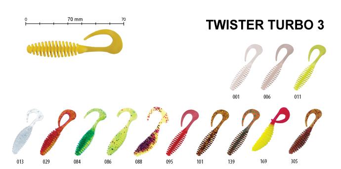 Твистер Relax Twister Turbo 3