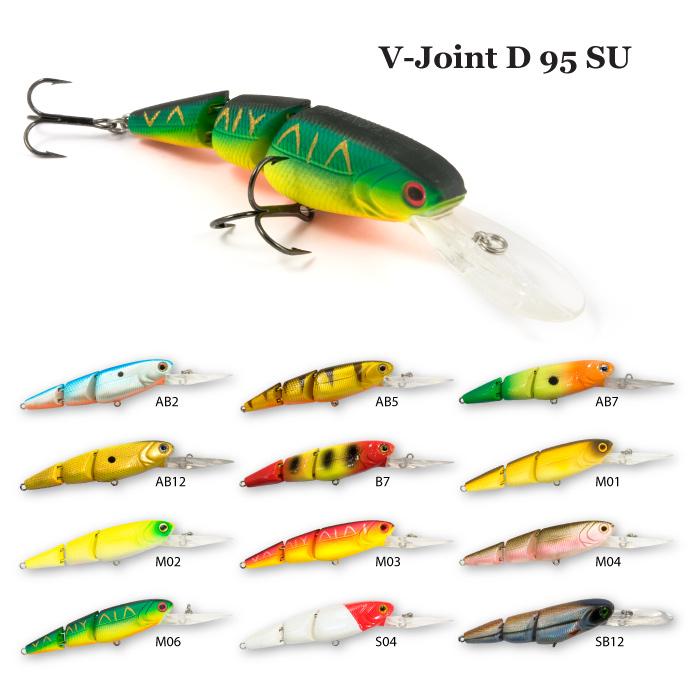 ������ RAIDEN V-Joint D 95 SU