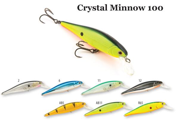 ������ RAIDEN Crystal Minnow 100
