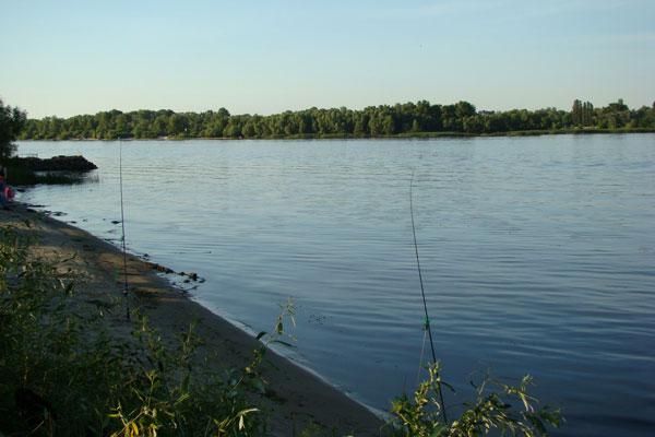 рыбалка на реке белая на удочку