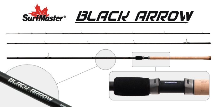 surf master black arrow