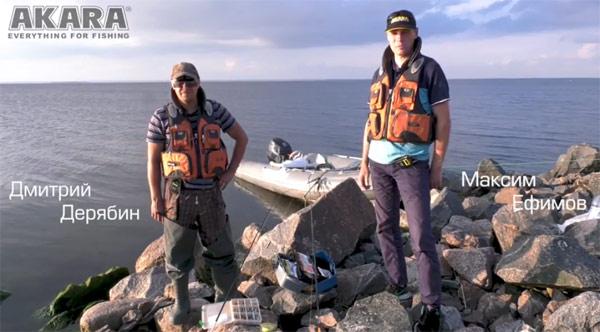 Рыбалка на дамбе финского залива 2017 май