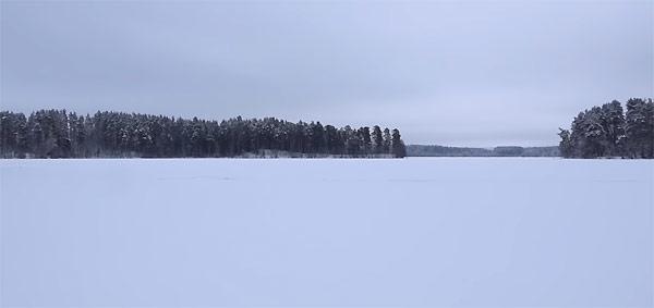 ловля на балансир зимой видео