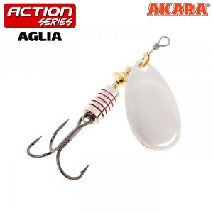 Блесна вертушка Akara Action Series Aglia