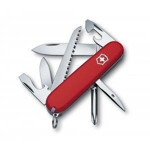 Нож Victorinox Hiker (1.4613), 91мм 13ф., красный