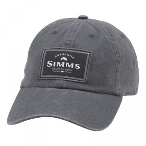 Кепка Simms Single Haul Cap Slate