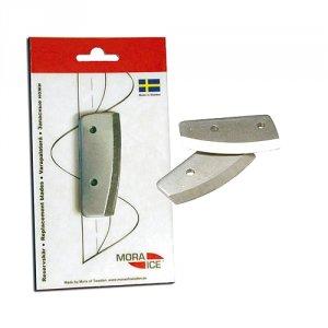 Ножи для ледобура Mora Easy и Spiralen