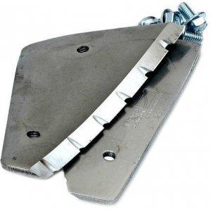 Ножи для мотоледобура Mora зубчатые