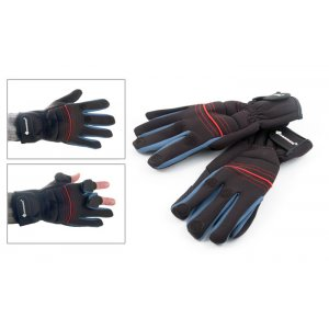 Перчатки TR 2102-4 неопреновые 3 откидных пальца