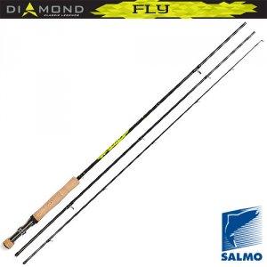 Удилище нахлыстовое Salmo Diamond FLY кл.6/7 2.85