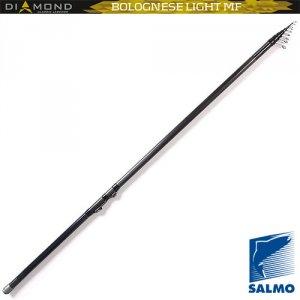 Удилище поплавочное с кольцами Salmo Diamond Bolognese Light