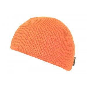 Шапка NordKapp трикотажная/флис 206 orange