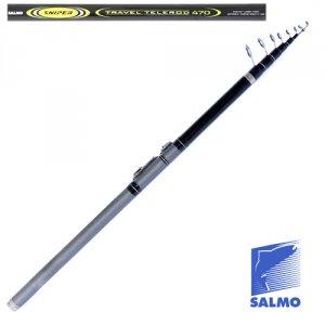 Удилище поплавочное с кольцами Salmo Sniper Travel Telerod