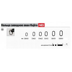 Кольцо заводное Kujira серия 465