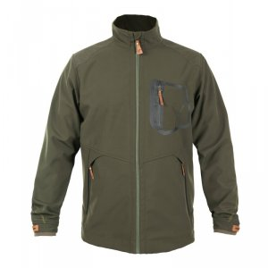 Куртка охотничья (оливковый, непромокаемая)