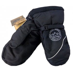 Рукавицы NordKapp Frozen World Gloves black 556