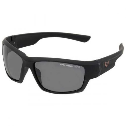 Очки Savage Gear Shades Dark Grey