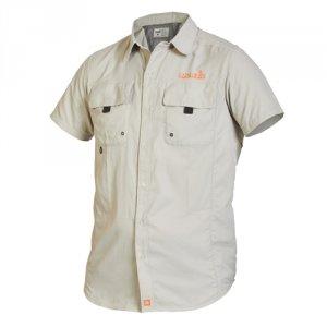 Рубашка Norfin Focus Short Sleeves Gray