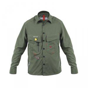 Рубашка Graff Climate с длинным рукавом ( Soft Armour)