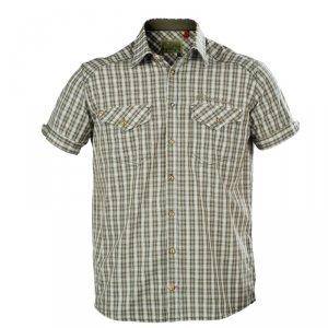 Рубашка Graff с коротким рукавом (хлопок) 823-KO-KR