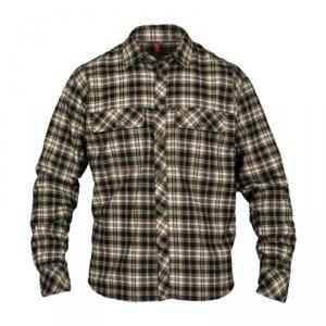 Рубашка с длинным рукавом Graff (хлопок, клетка) 832-KO