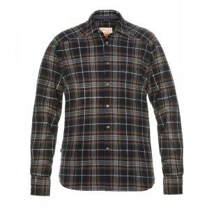 Рубашка Graff с длинным рукавом (хлопок, клетка) 834-KO-2