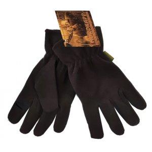 Перчатки NordKapp Jahti fleece gloves brown 848B