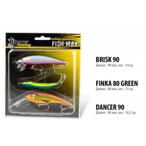 Набор приманок Akara Fish Max CNW90