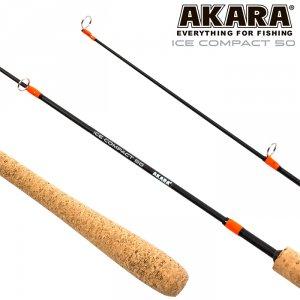 Удочка зимняя Akara Ice Compact 50 см