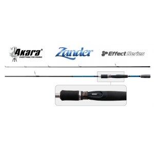 Спиннинг штекерный угольный 2 колена Akara 3167 Effect Series Zander IM8