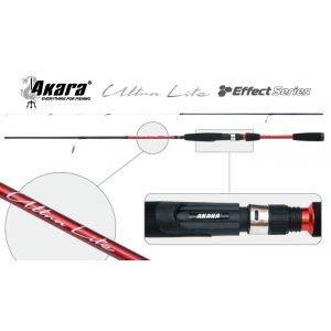 Спиннинг штекерный угольный 2 колена Akara 3173 Effect Series Ultra Lite IM8