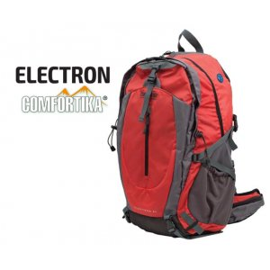Рюкзак Comfortika Electron трекинговый AK 865 60 литров красный