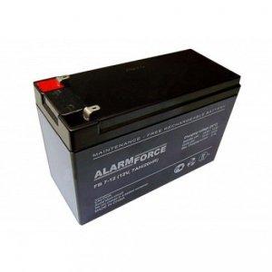 Аккумулятор свинцово-кислотный 12V 7А (АКБ 7,0 Ач)